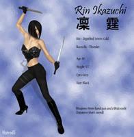 Rin Ikazuchi Bio by hotrod5