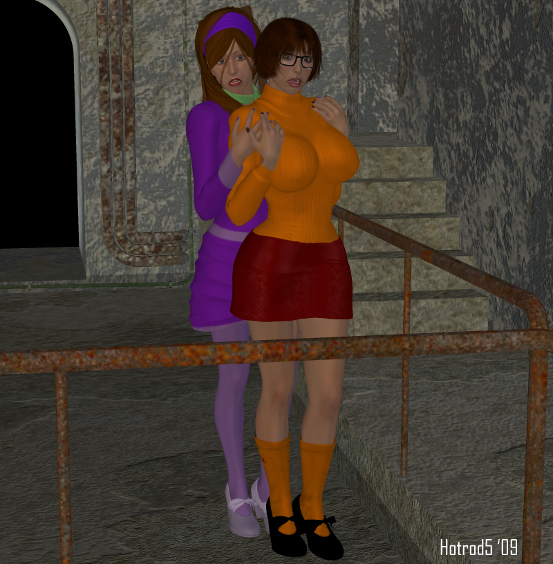 Daphne And Velma Is Hot 57