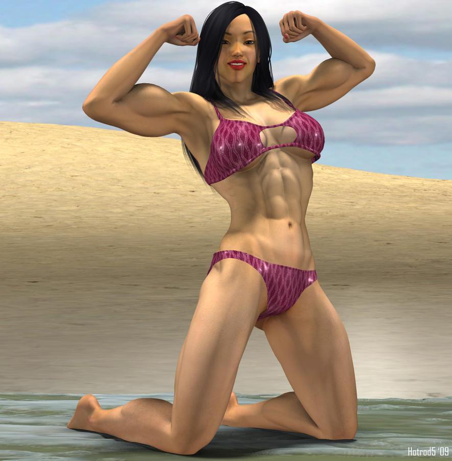 Bikini Lin by hotrod5