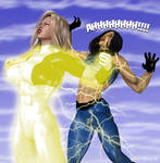 Fantastic Lin vs Ultrawoman 02