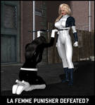 Ultrawoman vs LFP Poster 01