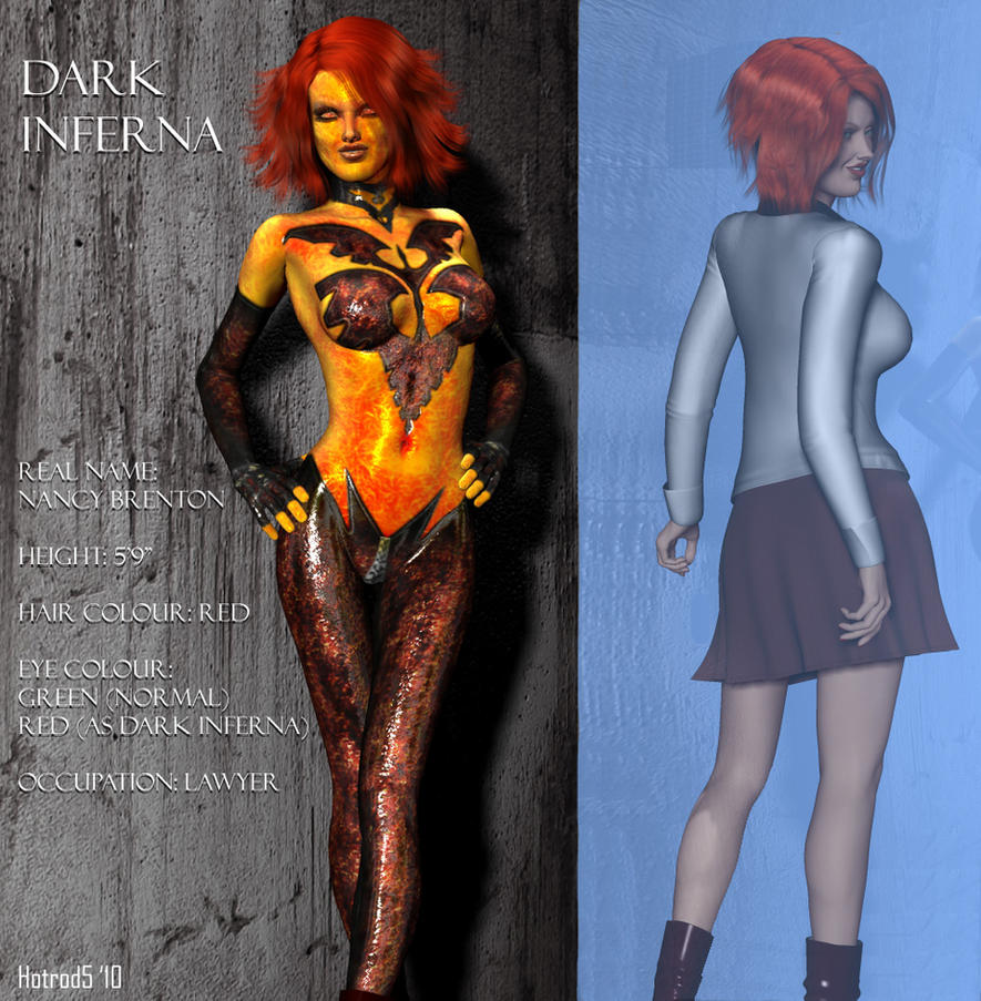 Dark Inferna: Bio by hotrod5