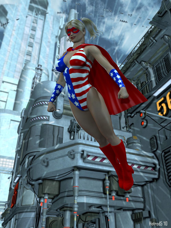 American Avenger by hotrod5