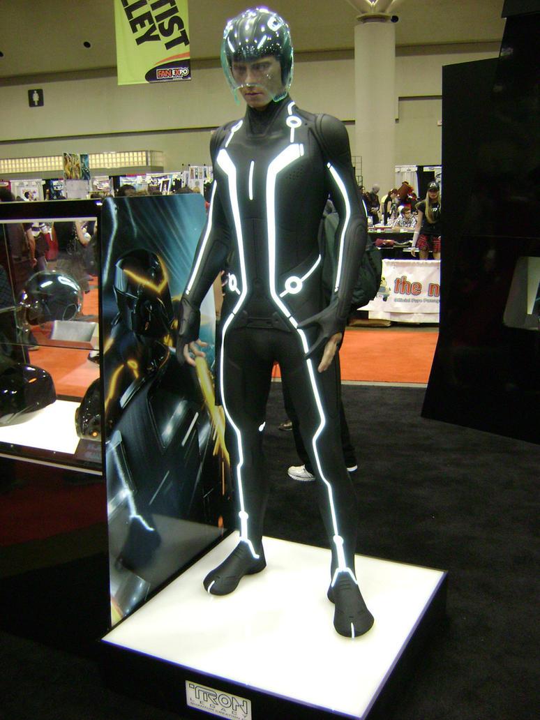 FanExpo 2010 Tron Suit by hotrod5