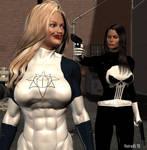 LFP: Welcome Back Ultrawoman