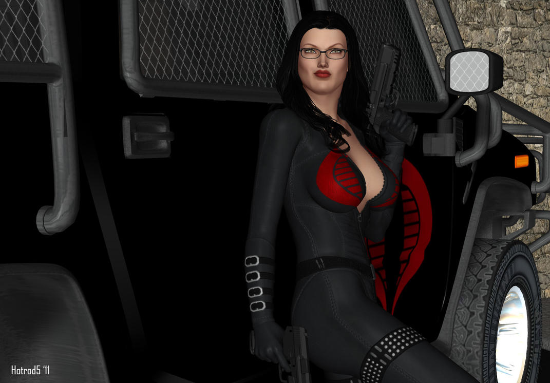 The Baroness by hotrod5