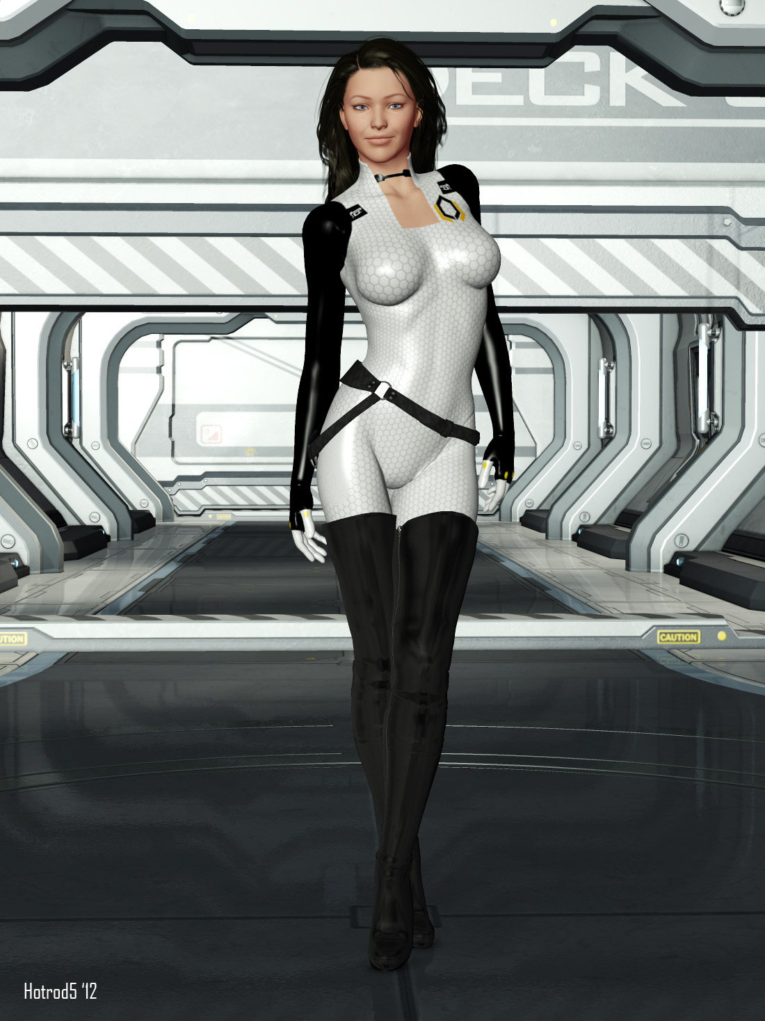 Miranda Lawson by hotrod5