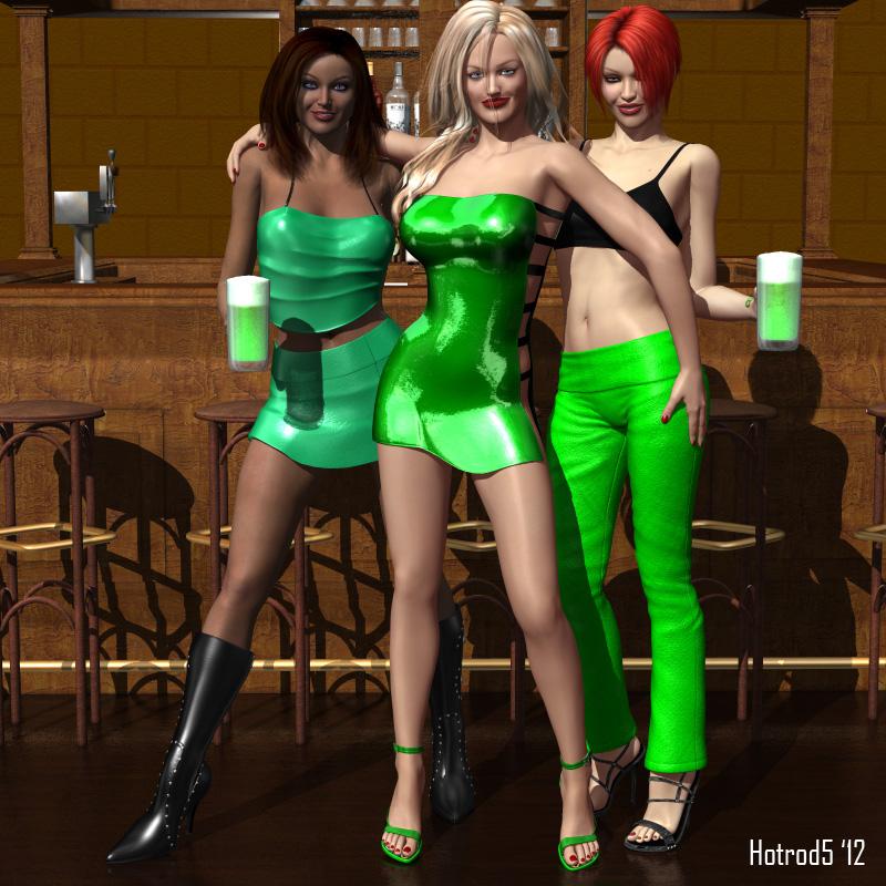 St. Patrick's Day 2012 by hotrod5