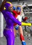 Purple Vixen vs Ms. Victory