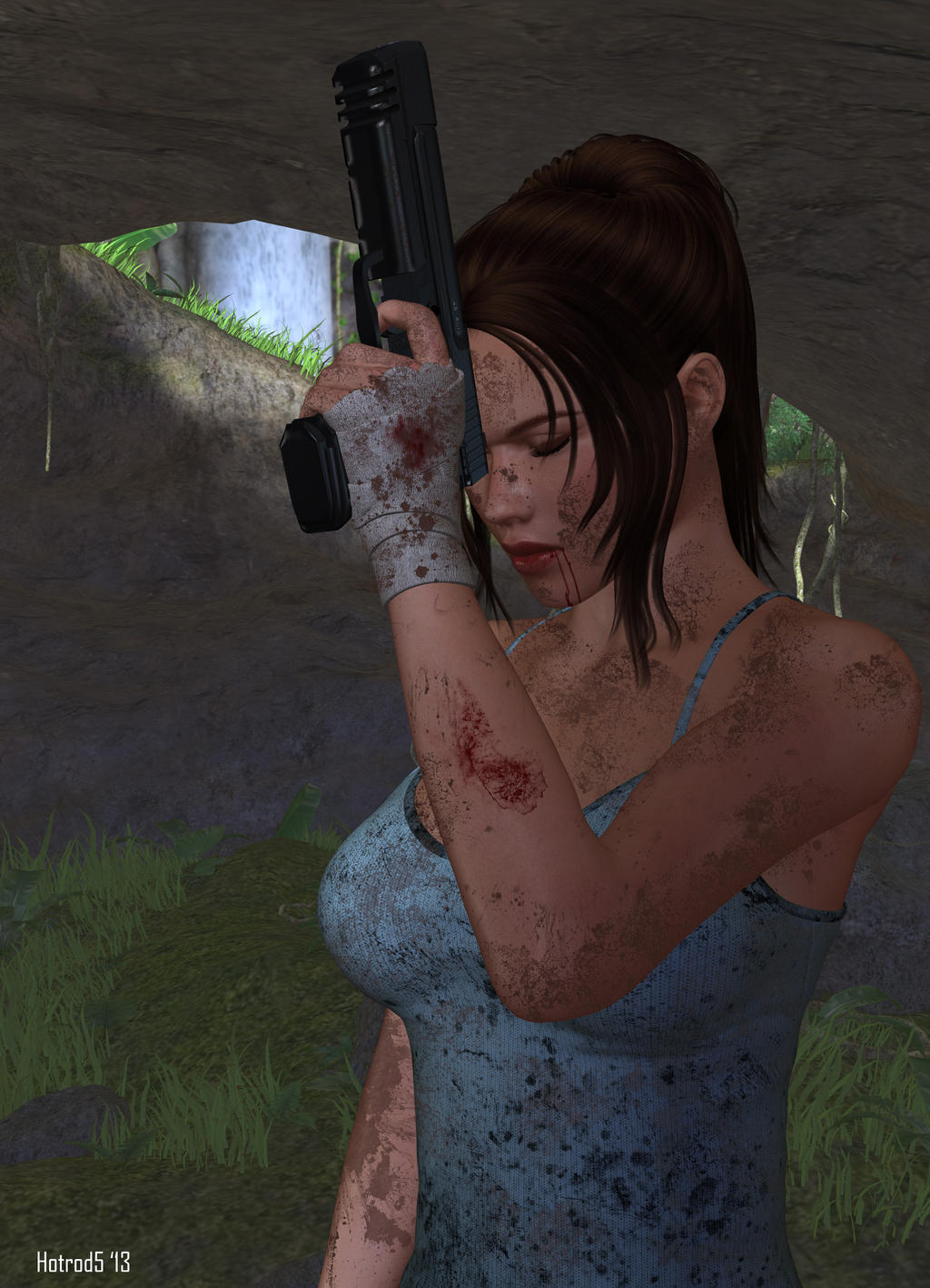 Tomb Raider Reborn by hotrod5