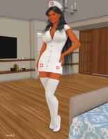 Nurse American Mom by hotrod5