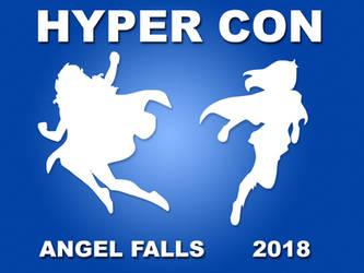 Hyper Con 2018 Poster by hotrod5