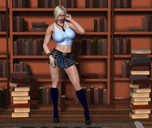 Amber Harlow by hotrod5