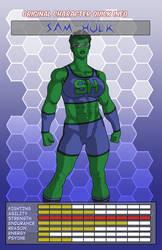 Sam-Hulk by hulkdaddyg
