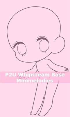 P2U Whipcream Base