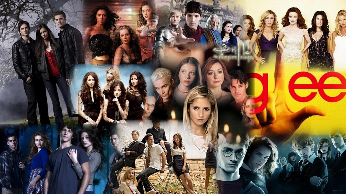 Multi TV Show Wallpaper By BTVSCharmed