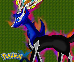 Pokemon X And Y- Legendary X -Finished by Pioxys