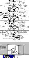 Dark And Breeze Comic 7- The Rent by Pioxys