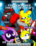 Twitch Plays Pokemon The One Hit Riot Concert by Pioxys