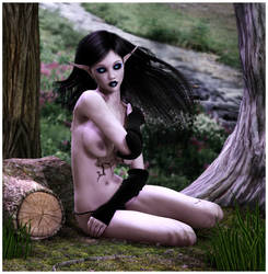 Dai Stalhk by evilpoisongirl