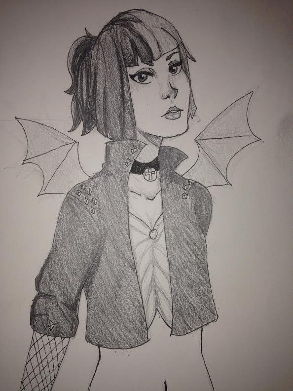 Demon Girl by KimikoAix