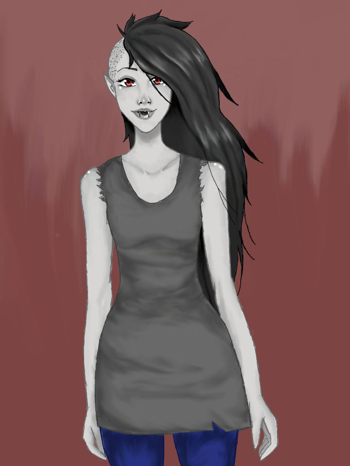 Marceline by KimikoAix