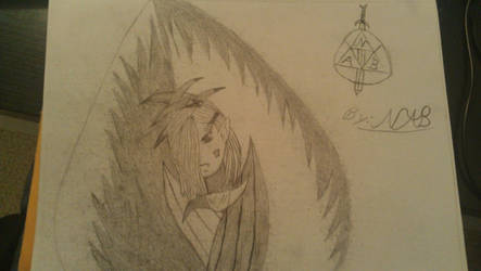 Vampire.. I think by archaicvisiure
