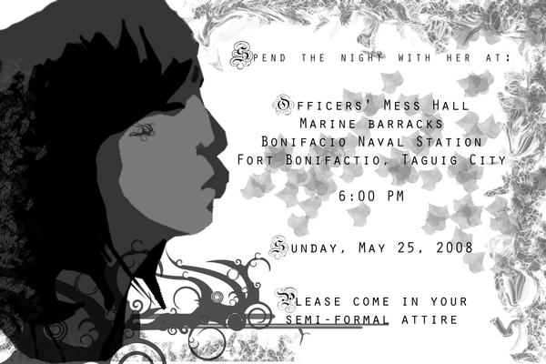 of 18th birthday debut invitation messages submited images pic 2 fly ...