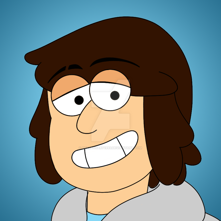Gravity Falls me Icon by DeeJaysArt1993