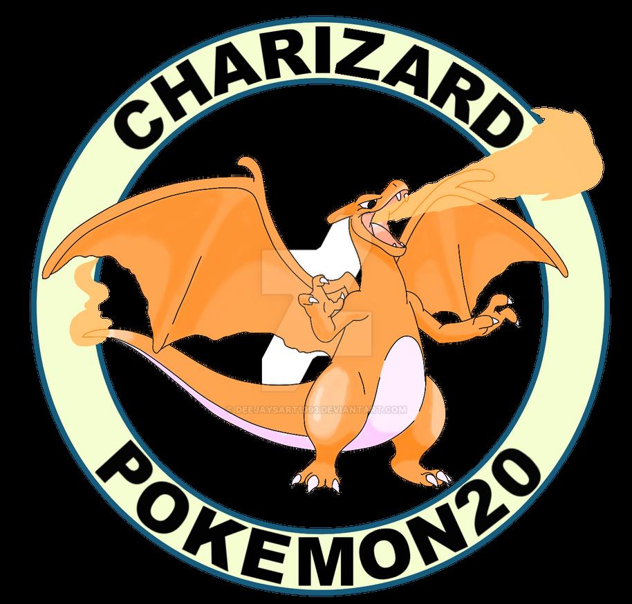 Pokemon20th charizard by DeeJaysArt1993