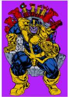 Thanos by chatkills09