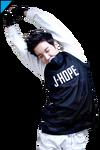 BTS J-Hope cursor by kacirt