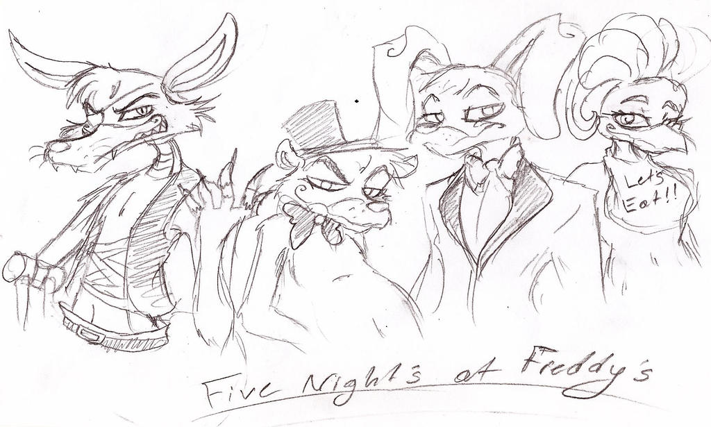 Five Nights At Freddy\'s (upgrade) by Ask-FNAF on DeviantArt