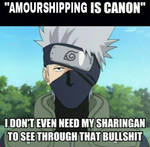Amorshipping is NOT Canon!