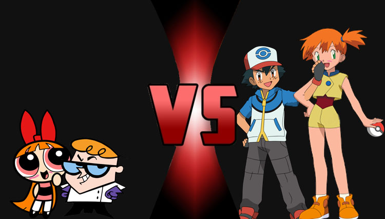 Dexter, Blossom vs. Ash, Misty