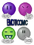 Emoticomic: Introduction by DanVzare