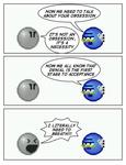Emoticomic: Obsession by DanVzare