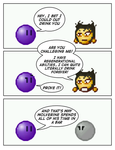 Emoticomic: Are You Challenging Me? by DanVzare