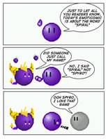 Emoticomic: Spiral by DanVzare