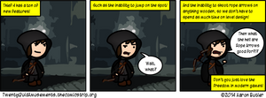 Less is More in Thief 4
