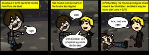 The Zombie Apocalypse by DanVzare