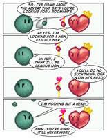 Emoticomic: Queen of Hearts by DanVzare