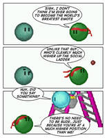 Emoticomic: Social Ladder by DanVzare