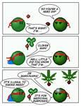 Emoticomic: Marijuana