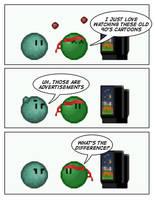 Emoticomic: 1990s Cartoons by DanVzare
