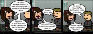 The Job: Part 3 by DanVzare