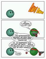 Emoticomic: Gunshots by DanVzare