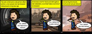 The Chicken Man: Part 4 by DanVzare