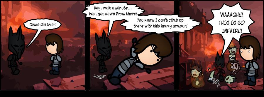 The Secret Life of Orcs: Part 6 by DanVzare