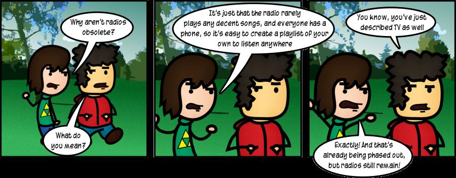 Radio Relevancy by DanVzare